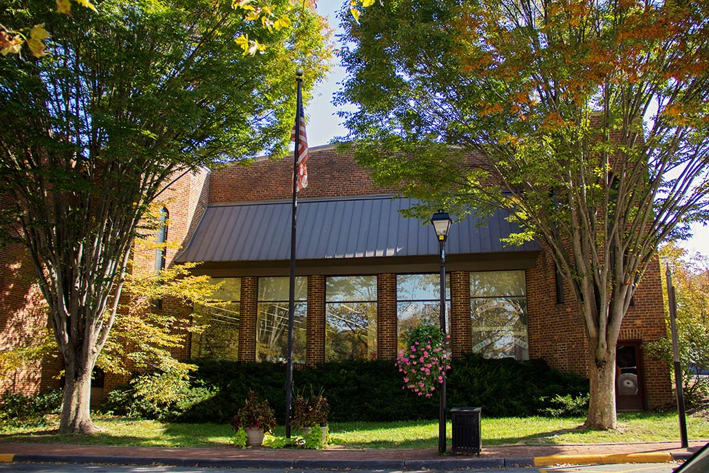 Rockbridge Regional Library - Lexington